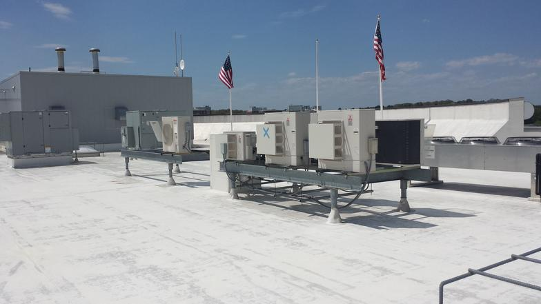 RTU Roof Top Unit